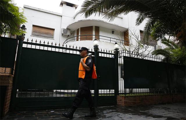 Extraño robo a la casa de uno de los magistrados que juzgan a Boudou