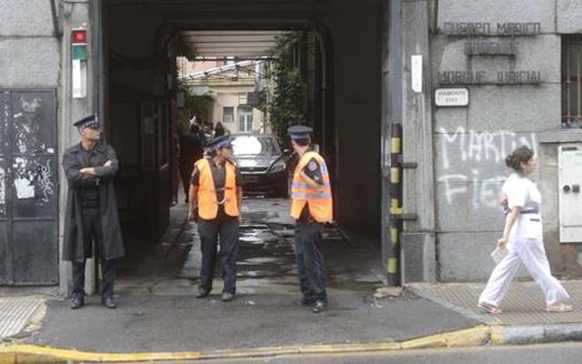Terminó la autopsia al cuerpo del fiscal Nisman