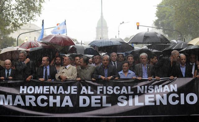 Fiscales respondieron a Cristina y negaron la existencia de un Partido Judicial