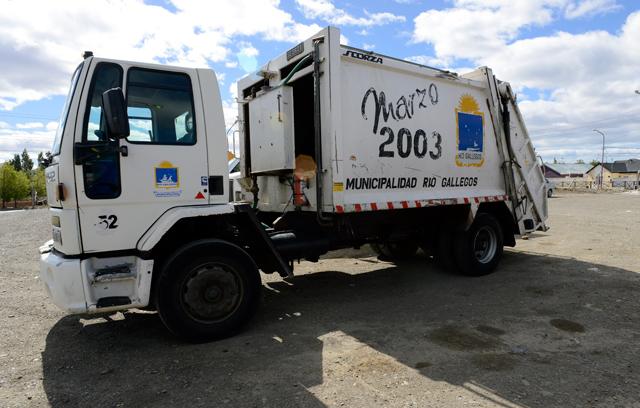 El municipio de Río Gallegos no levanta la basura y sospechan que hay vientos de tercerización