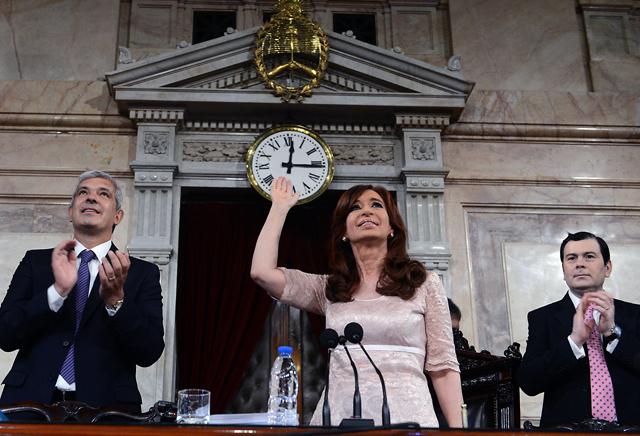 La Presidenta de la Nación Cristina Kirchner - Foto: Presidencia