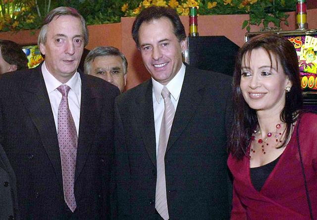 Cristóbal López, el otro socio de los negocios K que se enlaza con Lázaro, Máximo y Cristina Fernández
