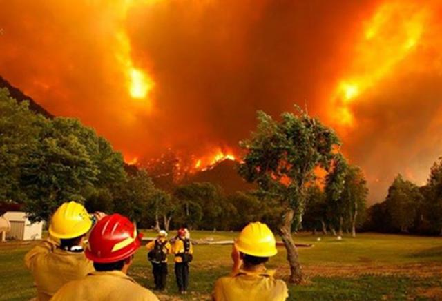 22 mil hectáreas arrasadas por el fuego. Tres detenidos y allanamientos a los supuestos autores del desastre