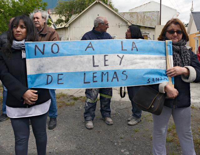 Último momento: el Juez Francisco Marincovich declaró inconstitucional la Ley de Lemas en Santa Cruz - Foto: OPI Santa Cruz/Francisco Muñoz