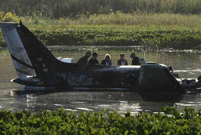 Cae un avión en Punta del Este y hay 10 muertos.