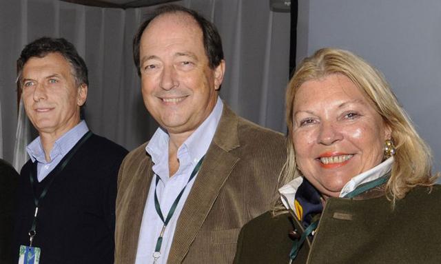 Macri, Sanz y Carrió ya avanzan en el diseño de una estrategia común