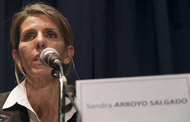 Sandra Arroyo Salgado - Foto: