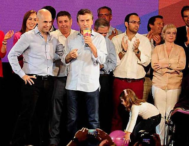 Doble triunfo de Macri: Larreta ganó la interna y el PRO dejó lejos al resto