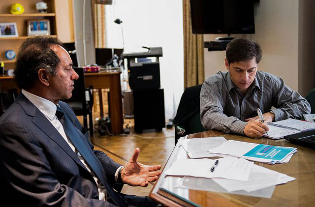 Efecto Kicillof: preocupa en el mercado el respaldo de Scioli a la actual gestión económica
