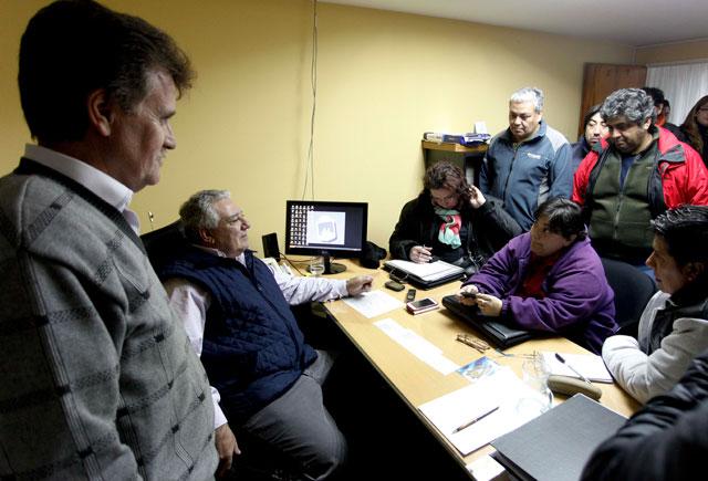 El Ejecutivo ofreció un 5% sobre el 15% pretendido por los municipales y el acuerdo corre peligro - Foto: OPI Santa Cruz/Walter Diaz