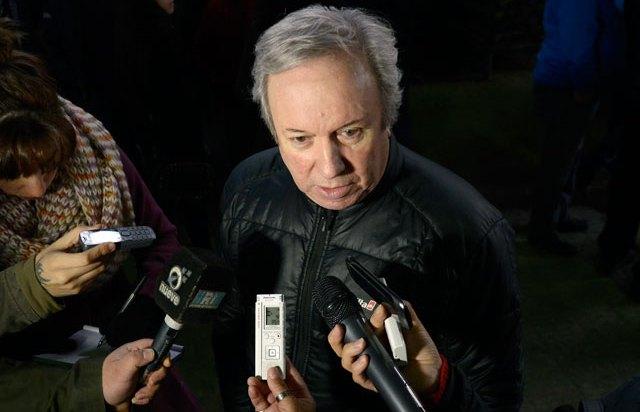 """""""Amontonados no sirve"""", dijo el gobernador Peralta refiriéndose al Pj y el FPV"""
