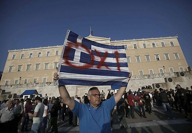 Crece la alarma en Europa: Grecia cae hoy en default