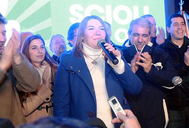 Tierra del Fuego: ajustado triunfo de la kirchnerista Bertone en el ballottage