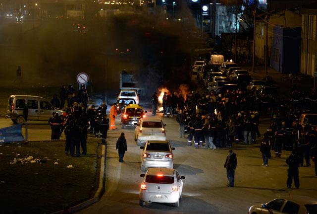 Las mentiras de Berni: justificó la presencia de Gendarmería, porque se cortaba una ruta nacional