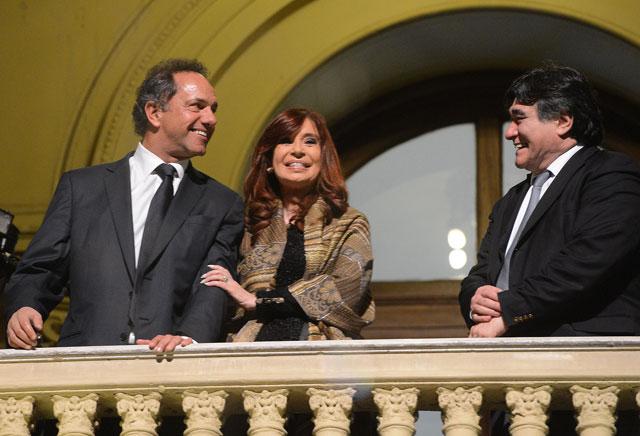 Cristina reapareció con un discurso electoral pleno de críticas y denuncias