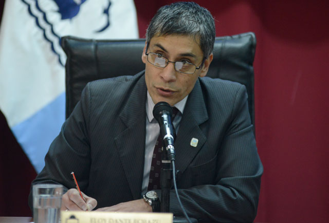 Por no votar como quería el FPV, echaron a un concejal del Bloque oficialista, en Río Gallegos