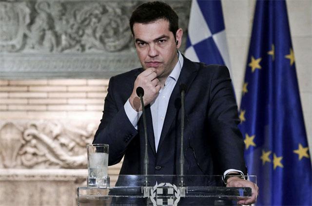 Comenzó la transición: rebeldes rompen con Tsipras para formar un nuevo partido de izquierda