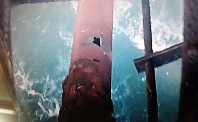 Desnudan fallas graves y falta de mantenimiento en plataformas petroleras de YPF-Enap Sipetrol