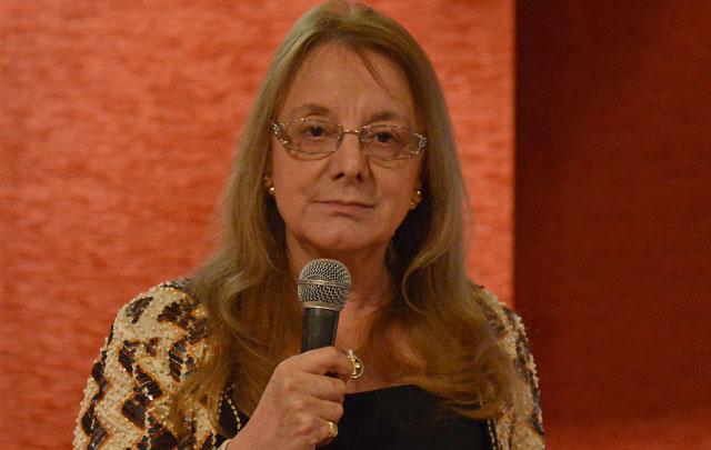 La ministro de Desarrollo Social de la Nación - Alicia Kirchner - Foto: OPI Santa Cruz/Francisco Muñoz