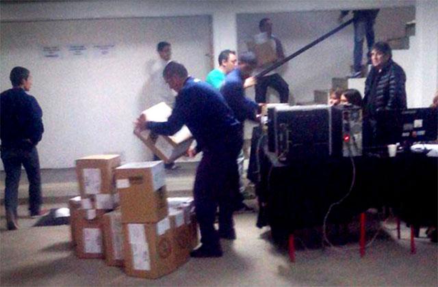 Desaparecen los videos que vigilan las urnas en Tucumán