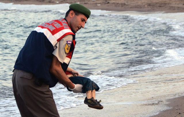 La foto que sacudió al mundo forzó a Europa a lanzar un plan conjunto