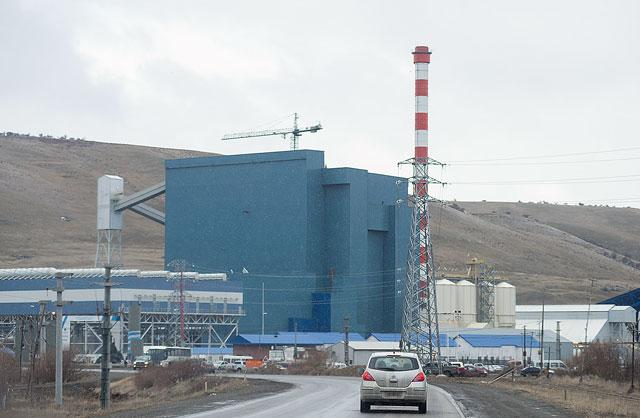 Tal como OPI lo adelantara, la usina de Río Turbio apagó la turbina y de su chimenea, dejó de salir humo