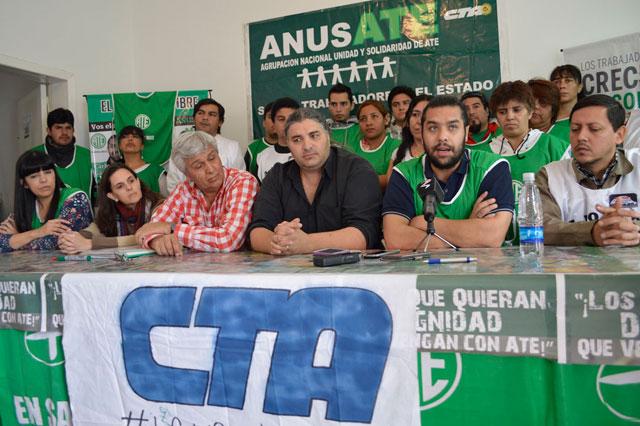 Empieza un juicio oral a trabajadores de Santa Cruz, que puede impactar en el gobierno de Alicia Kirchner