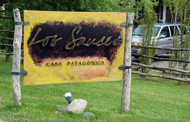 Hotel Los Sauces en El Calafate - Foto: OPI Santa Cruz/Francisco Muñoz