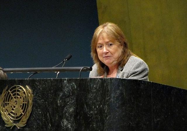 Macri designó canciller a una funcionaria de la ONU