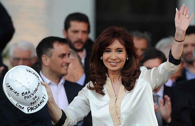 Cristina advirtió a la clase media por una posible quita de subsidios con Macri