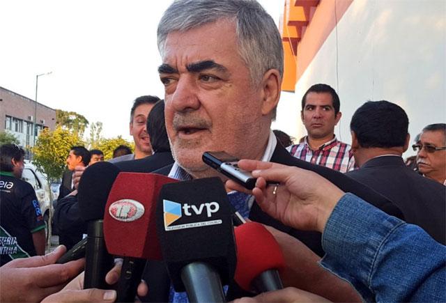 Mario Das Neves promulgó la ley de Emergencia Económica