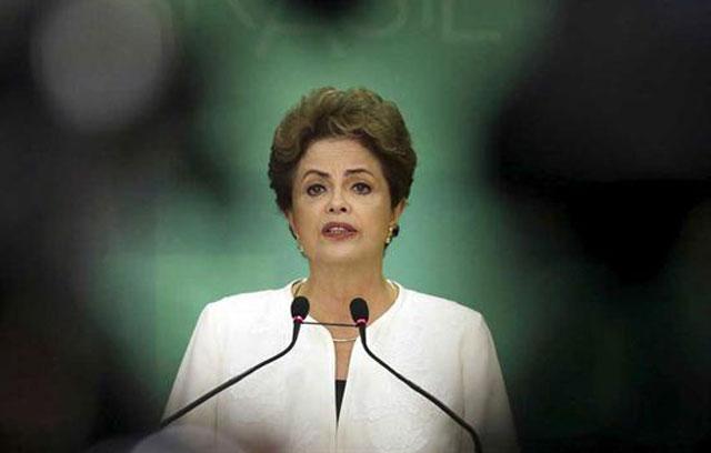 Abren el proceso para juzgar a Dilma