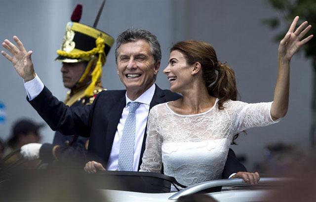 Macri asumió la presidencia con la promesa de superar los enfrentamientos
