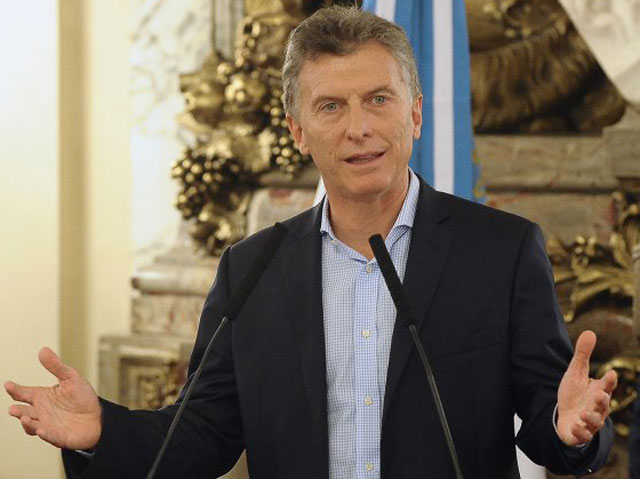 Ganancias: Mauricio Macri anunció que el nuevo mínimo no imponible es de 30 mil pesos brutos