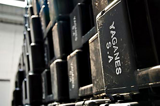 "Detectan que la pesquera Yaganes SA de Madryn, envió 30 cargamentos de ""langostinos"" a Sinaloa"