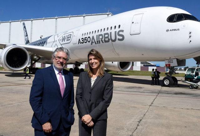 Isela Constantini, a la espera de una reunión con Mauricio Macri para exponer su plan de Aerolíneas Argentinas