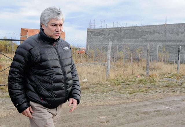 Lázaro Báez empresario de la construcción – Foto: OPI Santa Cruz/Francisco Muñoz