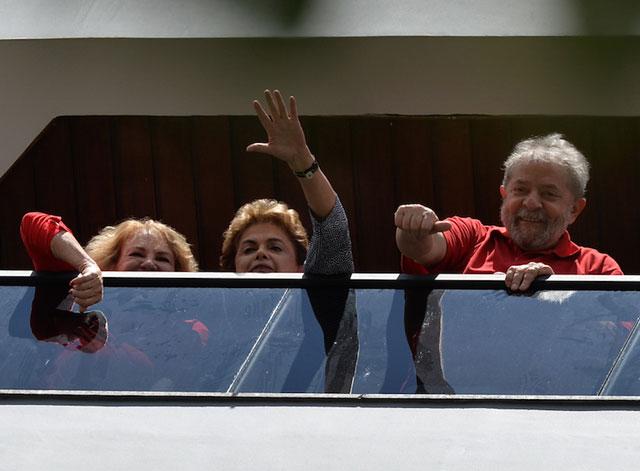 Corrupción en Brasil: La oposición trata de cerrar el capítulo Lula y le apunta a Dilma