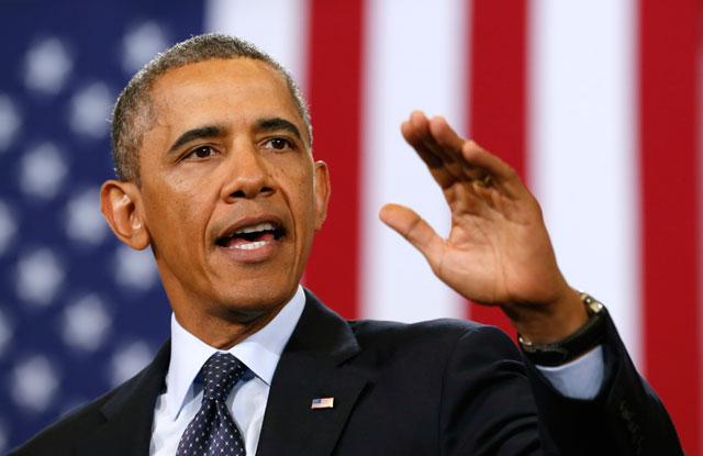 """Obama elogió al Presidente y dijo que Cristina era """"antinorteamericana"""""""