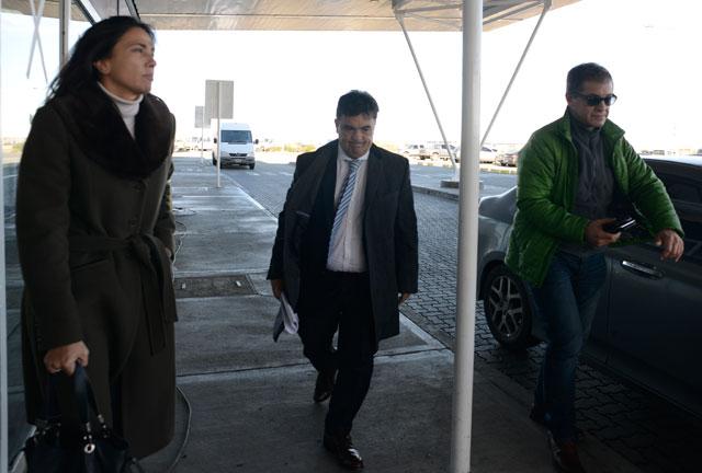 Último momento: Empezaron los allanamientos. Marijuán vuela en helicóptero a las estancias de Báez