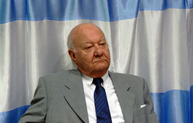 Falleció Hugo Peralta, padre del ex gobernador