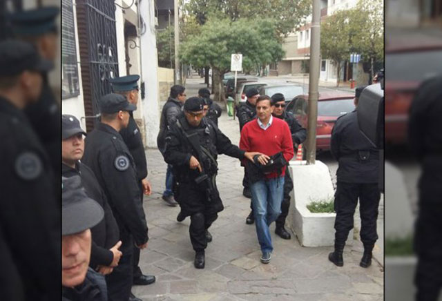 El ex juez Raúl Reynoso fue detenido en Salta: está acusado de proteger narcos
