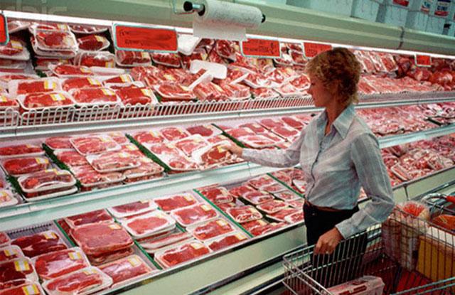 Ya se nota una caída de 6% en la producción de carne