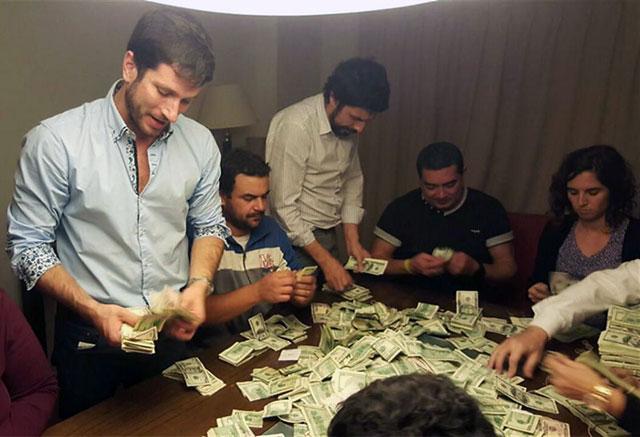 Caso Propyme: secuestran US$ 1,6 millones