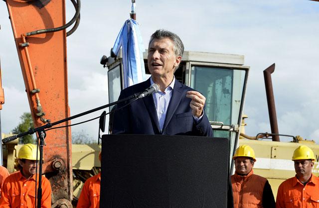 """Mauricio Macri: """"Desde el primer día tomamos las medidas necesarias para impedir el estallido de la crisis"""""""
