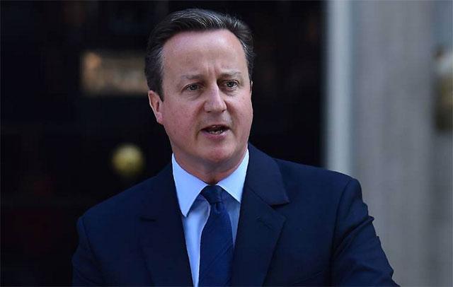 """Renunció Cameron: """"El país necesita un liderazgo nuevo que lo guíe en el camino que ha elegido"""""""
