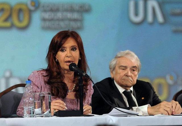 """""""Yo también fui cómplice"""", reconoció un ex titular de la Unión Industrial"""