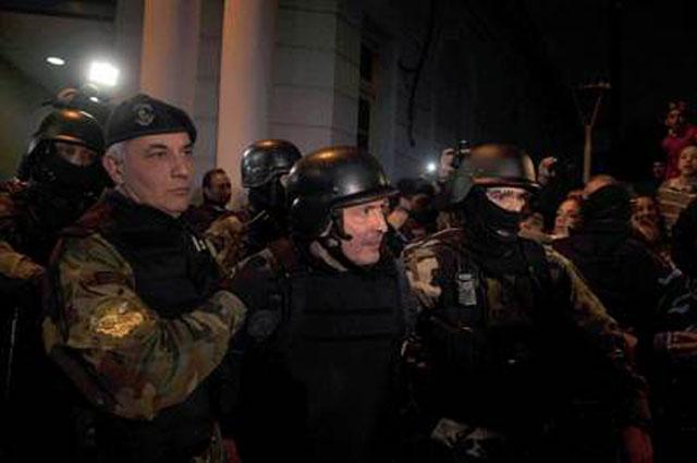 Trasladaron a José López a Moreno y declara el jueves en Comodoro Py