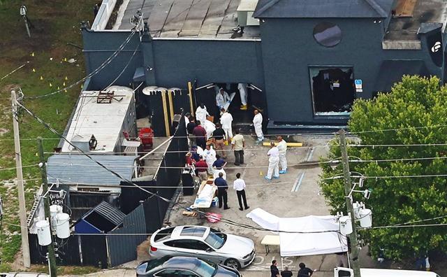 Otra vez Estado Islámico: se atribuyó el peor ataque en EE.UU. desde el 11-S