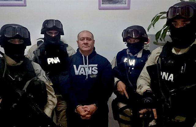 Declara Marcelo Mallo ante la jueza Arroyo Salgado por el crimen de narcos colombianos